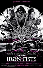 The Man with the Iron Fists(2012)