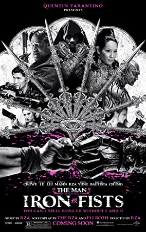 The Man with the Iron Fists (2012) Download on Vidmate