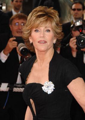 Jane Fonda at Promise Me This (2007)