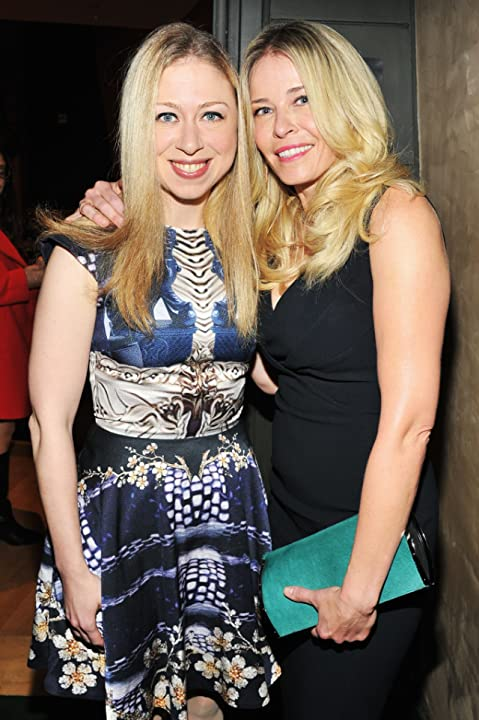 Chelsea Clinton and Chelsea Handler