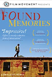 Found Memories (2011) Poster - Movie Forum, Cast, Reviews