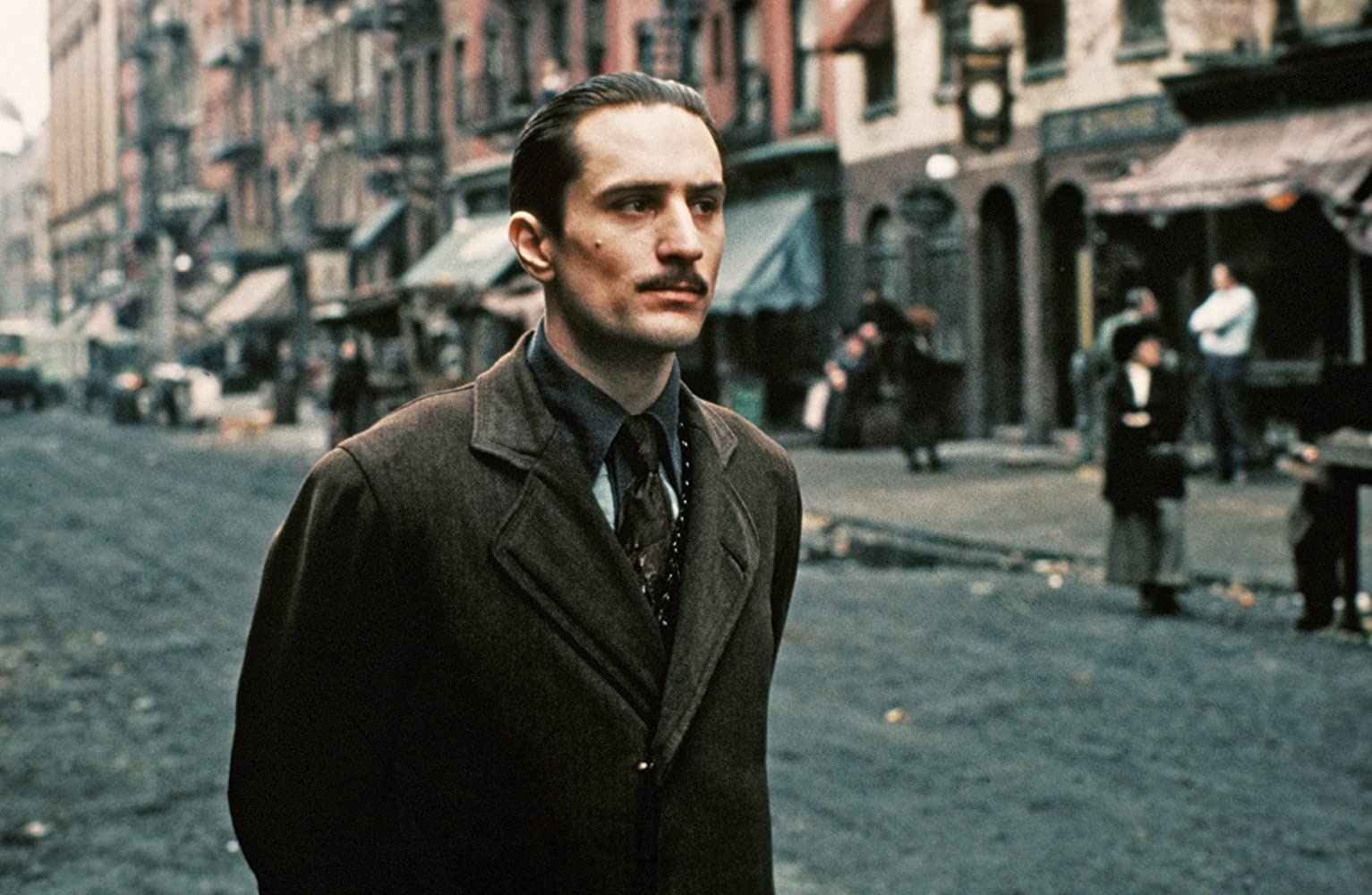 Robert De Niro in 'The Godfather: Part II' (Courtesy: Michael Ochs Archives/Getty Images)