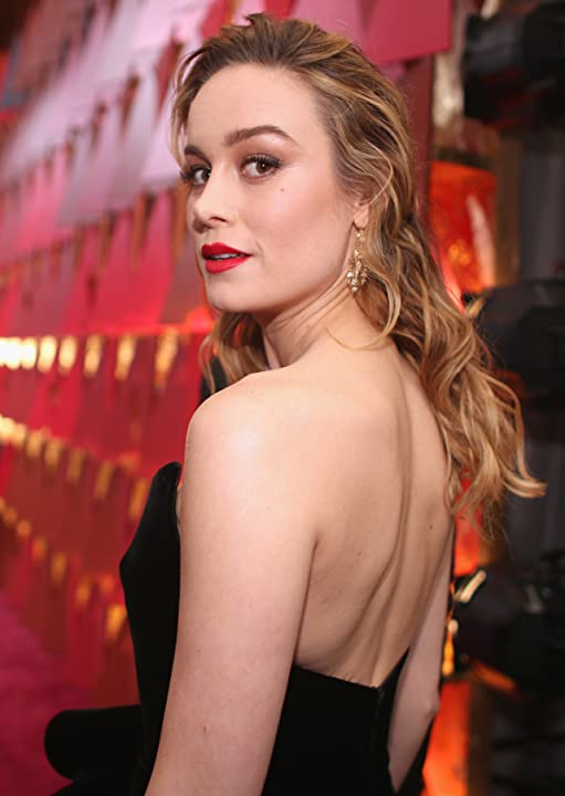 Brie Larson at an event for The 89th Annual Academy Awards (2017)