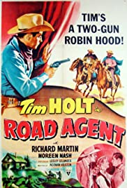 Road Agent Poster