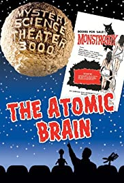 The Atomic Brain Poster