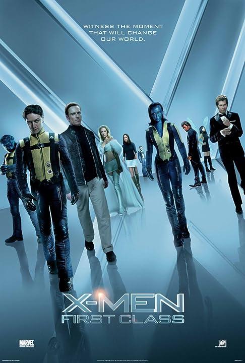 X: First Class (2011)