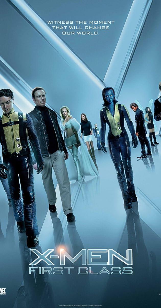 Iksmenai: pirma klasė / X-Men: First Class (2011) Online