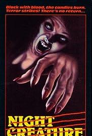 Night Creature(1978) Poster - Movie Forum, Cast, Reviews
