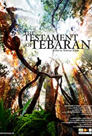 The Testament of Tebaran Poster