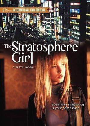 Stratosphere Girl Poster