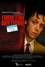 I Didn't Do Anything Poster