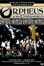 Jacques Offenbach: Orpheus in the Underworld Poster