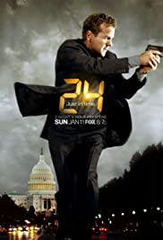 24 Poster - TV Show Forum, Cast, Reviews
