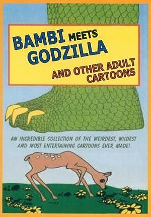 Bambi Meets Godzilla poster