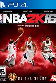 NBA 2K16 (2015) Poster - Movie Forum, Cast, Reviews