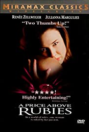 A Price Above Rubies (1998) Poster - Movie Forum, Cast, Reviews