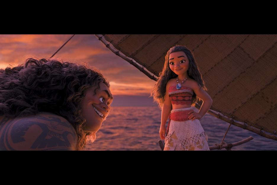 Watch Moana the full movie online for free