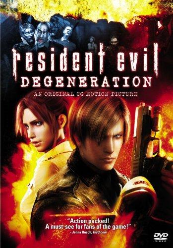 Resident Evil: Degeneration 2008 1080p HEVC BluRay 300MB Movies