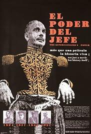 Trujillo: El poder del jefe Poster