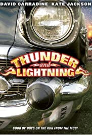 Thunder and Lightning Poster