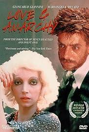 Film d'amore e d'anarchia, ovvero 'stamattina alle 10 in via dei Fiori nella nota casa di tolleranza...'(1973) Poster - Movie Forum, Cast, Reviews