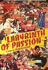 Labyrinth of Passion (1982) Poster - Movie Forum, Cast, Reviews