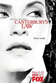 Canterbury's Law Poster - TV Show Forum, Cast, Reviews