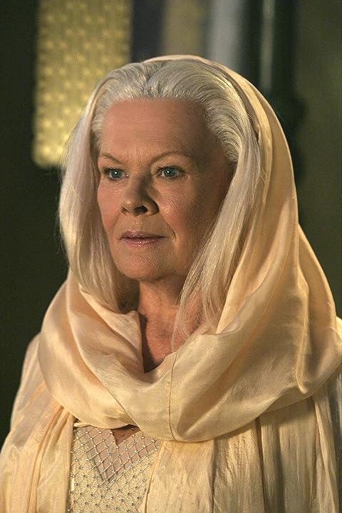 Judi Dench in The Chronicles of Riddick (2004)