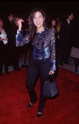 Michelle Yeoh at Primary Colors (1998)