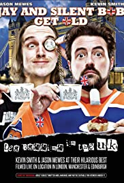 Jay and Silent Bob Get Old: Tea Bagging in the UK Poster