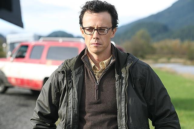 Adam Greydon Reid as Matthew Keyes in 'Collision Earth', (2011)
