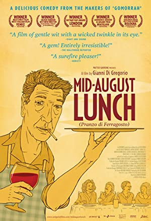 Mid-August Lunch (2008) poster