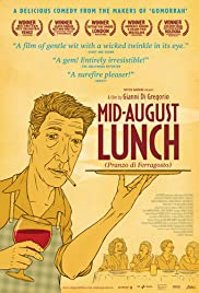 Mid-August Lunch (2008) Poster - Movie Forum, Cast, Reviews