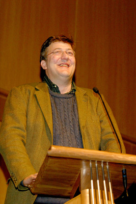 Stephen Fry at Bright Young Things (2003)