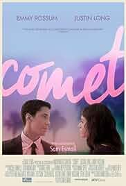 Comet film poster