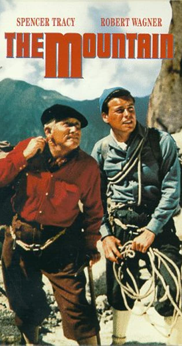 The Mountain 1956 Imdb