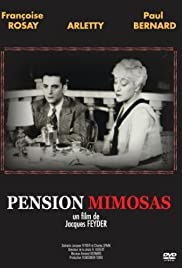 Pension Mimosas Poster