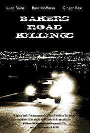 Baker's Road Killings Poster