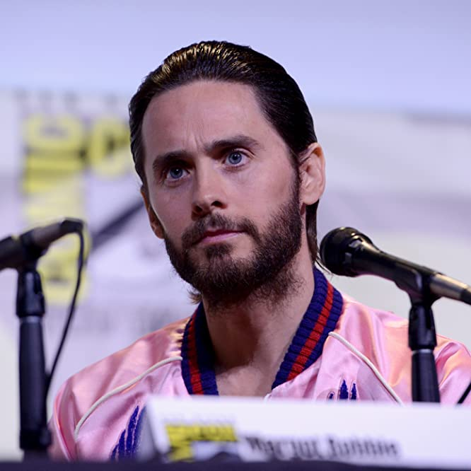 Jared Leto at an event for Suicide Squad (2016)