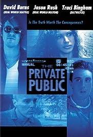 The Private Public Poster