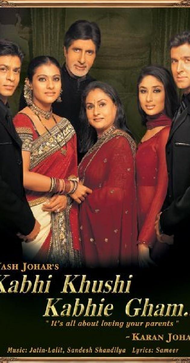Kabhi Khushi Kabhie Gham... (2001) - IMDb