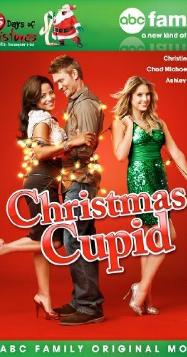 Christmas Cupid (TV Movie 2010) - Full Cast & Crew - IMDb