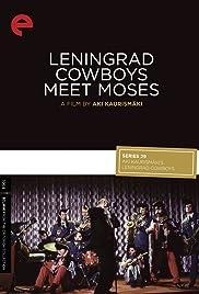 Leningrad Cowboys Meet Moses Poster