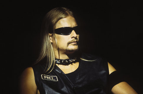 KID ROCK stars as Dogg, the leader of a motorcycle racing club called The Strays.