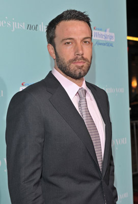 Ben Affleck at He's Just Not That Into You (2009)