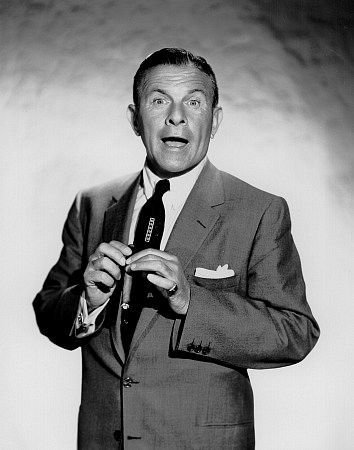 George Burns c. 1954/CBS