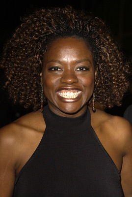 Viola Davis at an event for Solaris (2002)