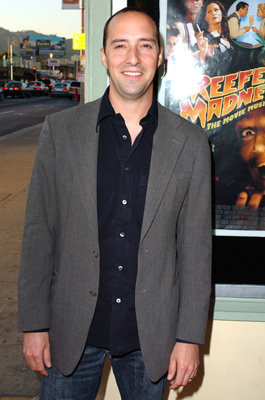 Tony Hale at an event for Reefer Madness: The Movie Musical (2005)