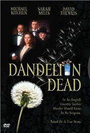Dandelion Dead Poster - TV Show Forum, Cast, Reviews