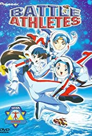 Battle Athletes Poster